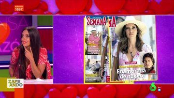 Cristina Pedroche confiesa los inicios de su relación con Dabiz Muñoz: al mes ya vivían juntos