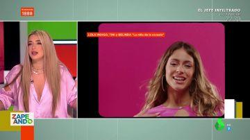 Lola Índigo se abre tras su exitoso hit 'La niña de la escuela':