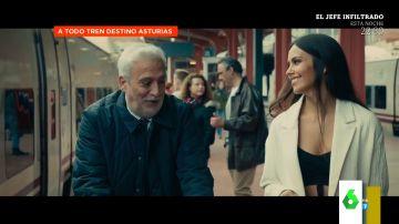 Cristina Pedroche protagoniza una escena en la que denuncia el machismo en la película de Santiago Segura