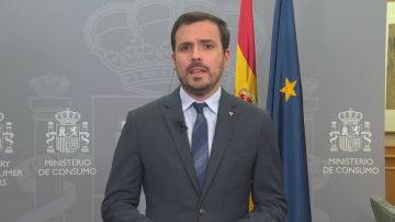 El ministro Garzón en Al Rojo Vivo