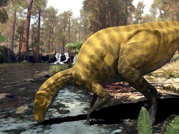 Descubren un dinosaurio desconocido en Castellón