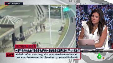 """La reflexión de María Llapart sobre el asesinato de Samuel: """"No sé que te pasa por la cabeza para matar a una persona a puñetazos"""""""