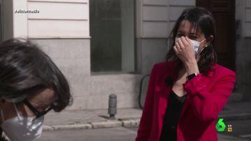 La confesión de Inés Arrimadas a Thais Villas sobre hacer cosas en la cama con calcetines