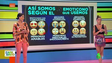 Test de personalidad sobre tu forma de hablar en Whatsapp: así eres según el emoticono que usas