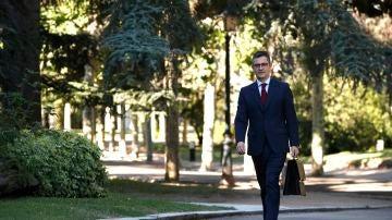 Félix Bolaños, nuevo ministro de la Presidencia, Relaciones con las Cortes y Memoria Democrática