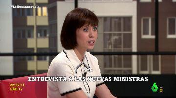 Diana Morant, ministra de Ciencia