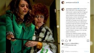 La publicación que ha compartido Penélope Cruz tras el fallecimiento de Pilar Bardem
