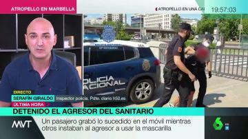 ¿Qué hacer si somos testigos de una agresión como la que sufrió un sanitario en el metro de Madrid?
