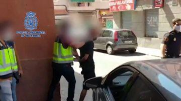 Detención del joven que agredió a un sanitario en el Metro