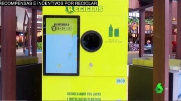 Recibir recompensas e incentivos por reciclar, también en vacaciones: así es el sistema Reciclos