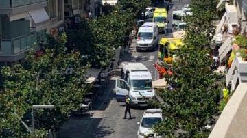 Más Vale Tarde (19-07-21) Un coche arrolla dos terrazas y atropella a varias personas en el centro Marbella