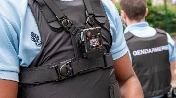 Imagen de archivo de agentes de la Policía francesa