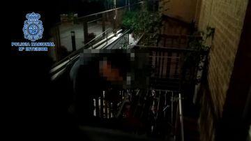Detenido por robar ropa interior femenina de tendederos de Logroño
