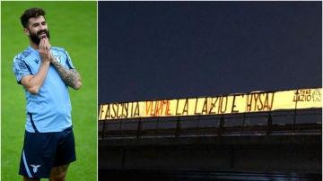 """Ultras amenazan a Hysaj por cantar el 'Bella Ciao': """"Gusano, la Lazio es fascista"""""""