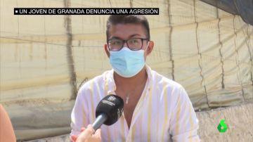 agresión homofoba Granada