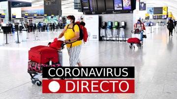 Coronavirus España, última hora: Nuevas restricciones y vacuna COVID, hoy