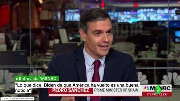 entrevista Sanchez en EEUU