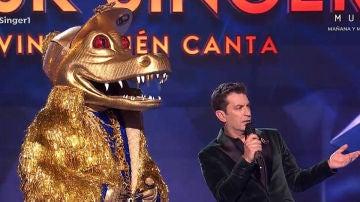 'Mask Singer 2' desenmascara su última máscara antes de la final: Cocodrilo descubre su identidad