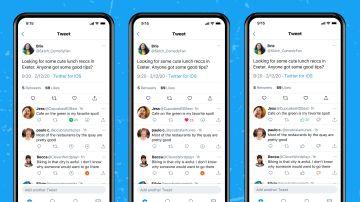 Twitter prueba el botón 'no me gusta', limitado a las respuestas y no será público