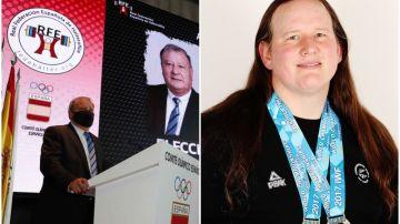 Constantino Iglesias carga contra Laurel Hubbard, la primera atleta transgénero que participará en unos Juegos Olímpicos