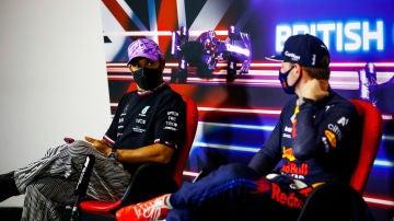 Según Ralf Schumacher, la primera opción de Mercedes no era Hamilton, era Verstappen