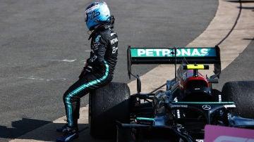 Las opciones de Bottas para 2022: Mercedes, Williams, Alfa Romeo... o retirada de F1