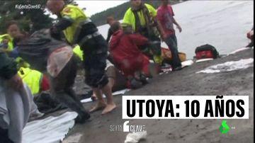 10 años de la matanza de Utoya