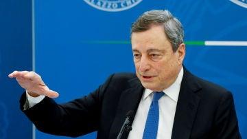 Mario Draghi, en una imagen de archivo