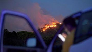 Incendio (Archivo)