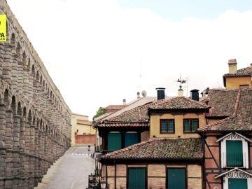 Segovia, más allá del acueducto: así es el proyecto para recuperar su muralla, una de las tres conservadas en España