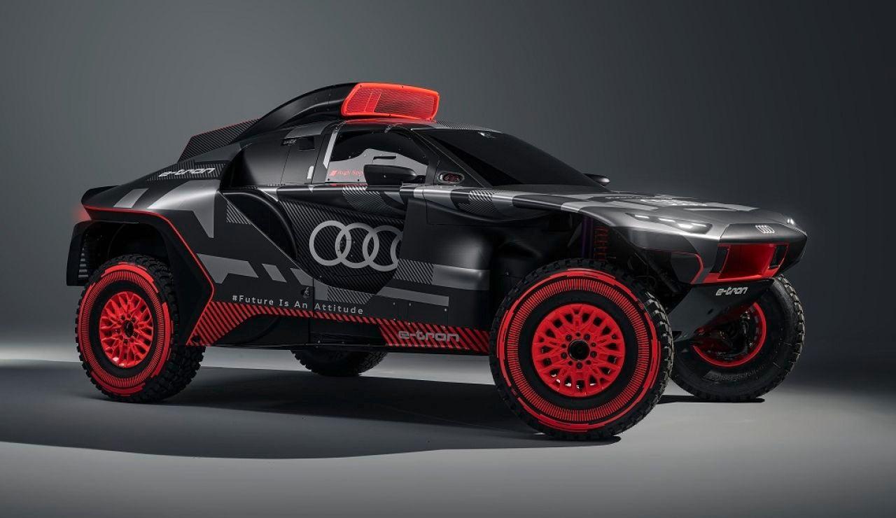 Audi RS Q e-tron - Rally Dakar 2022