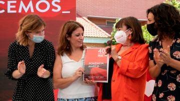 El PSOE presenta el documento de Ponencia Marco