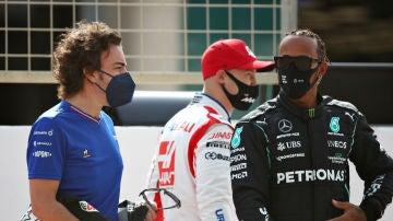 Los sueldos de los pilotos de F1, al descubierto