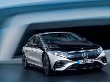 Electrificación de Mercedes