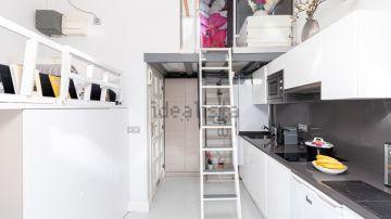 El coqueto piso en el centro de San Sebastián a la venta en Idealista