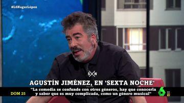 AGUSTIN JIMENEZ CHISTES