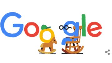 Día de los abuelos: así es el genial doodle de Google