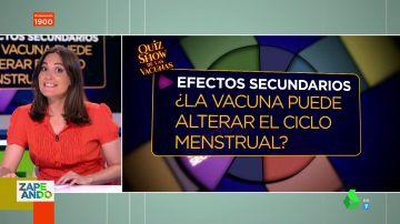 Sí, has podido sufrir alteraciones en el ciclo menstrual tras ponerte la vacuna frente al COVID: estos son los motivos