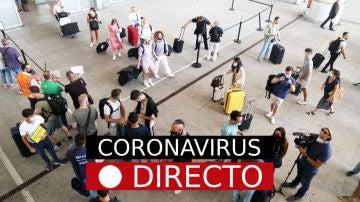 Última hora por coronavirus en España, nuevas restricciones, certificado COVID y vacuna, hoy