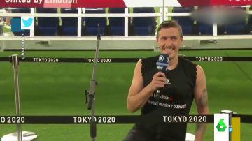 El capitán de la selección alemana de fútbol pide matrimonio a su novia en mitad de los Juegos Olímpicos