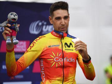 El ciclista español David Valero, en una imagen de archivo