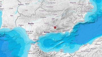 Nuevo terremoto en Granada: un sismo de magnitud 2,6 a ras de suelo sacude la ciudad