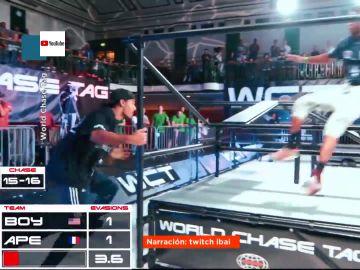 La efusiva retransmisión de Ibai de un campeonato de Chase Tag: así es el deporte que arrasa en Twitch