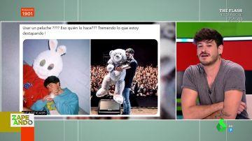 ¿Copia Cepeda a Bad Bunny en Instagram? El artista reponde