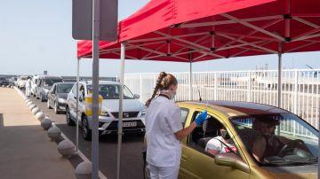 Vacunación contra el coronavirus en Fuerteventura