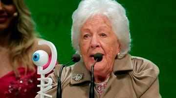 Muere a los 93 años Menchu Álvarez del Valle, abuela de la reina Letizia