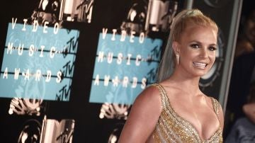 Britney Spears en una imagen de archivo