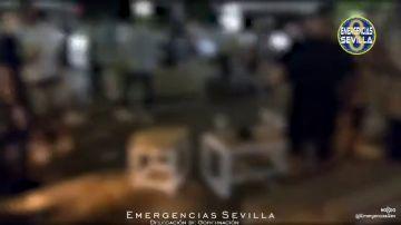 Desalojadas más de 1.000 personas en Sevilla por incumplir las medidas COVID durante el fin de semana