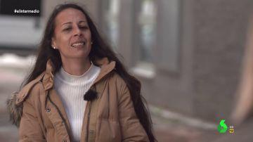Las lágrimas de una madre de dos menores al recordar cómo intentó suicidarse por las amenazas de desahucio de un fondo buitre