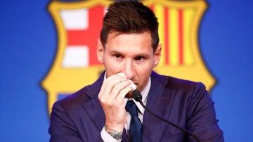 Michu explica por qué Messi no podía quedarse en el Barça sin cobrar
